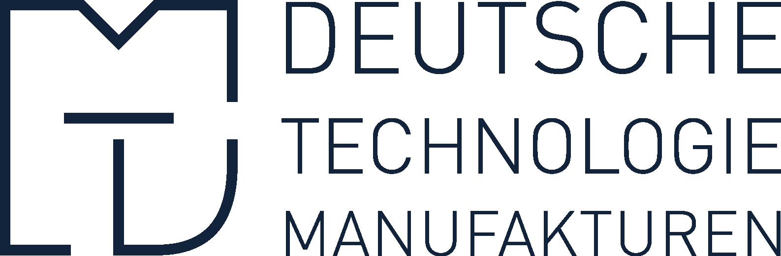dtm logo+typo_dblau